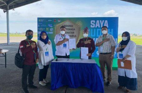 Pentingnya Pendidikan Hukum Bagi Dokter, PDUI Cabang Sumatera Utara MoA Dengan Prodi Magister Hukum Kesehatan UNPAB